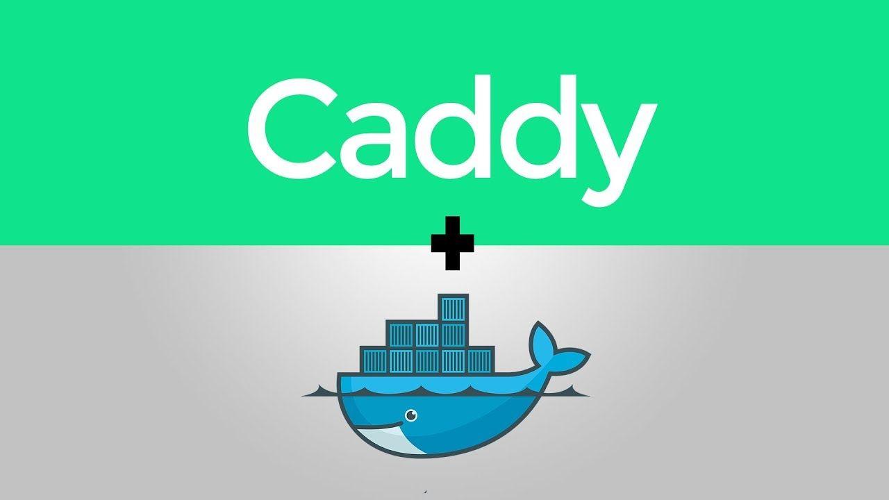 Caddy + Docker = websites sécurisés